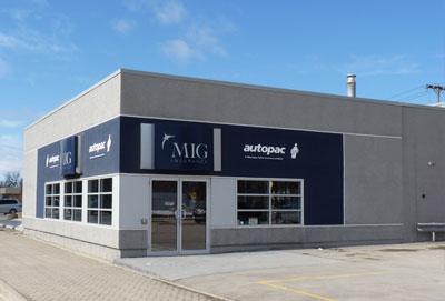 MIG Headquarters – Portage La Prairie