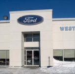 Westward Ford Storefront